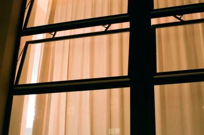 der Vorhang